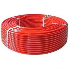 Труба из сшитого полиэтилена PE-RT 20x2,0 (100) красная