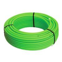 PE-RT-труба 20x2,0 (100) зеленая