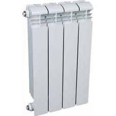Радиатор алюминиевый 500x80, 4 секции