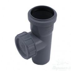 Ревизия ПП для внутренней канализации, 50 мм