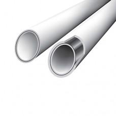Труба полипропиленовая армированная алюминием PN25, 25 мм