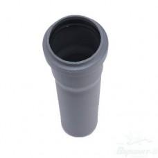 Труба ПП, 50x500x1,8 мм для внутренней канализации